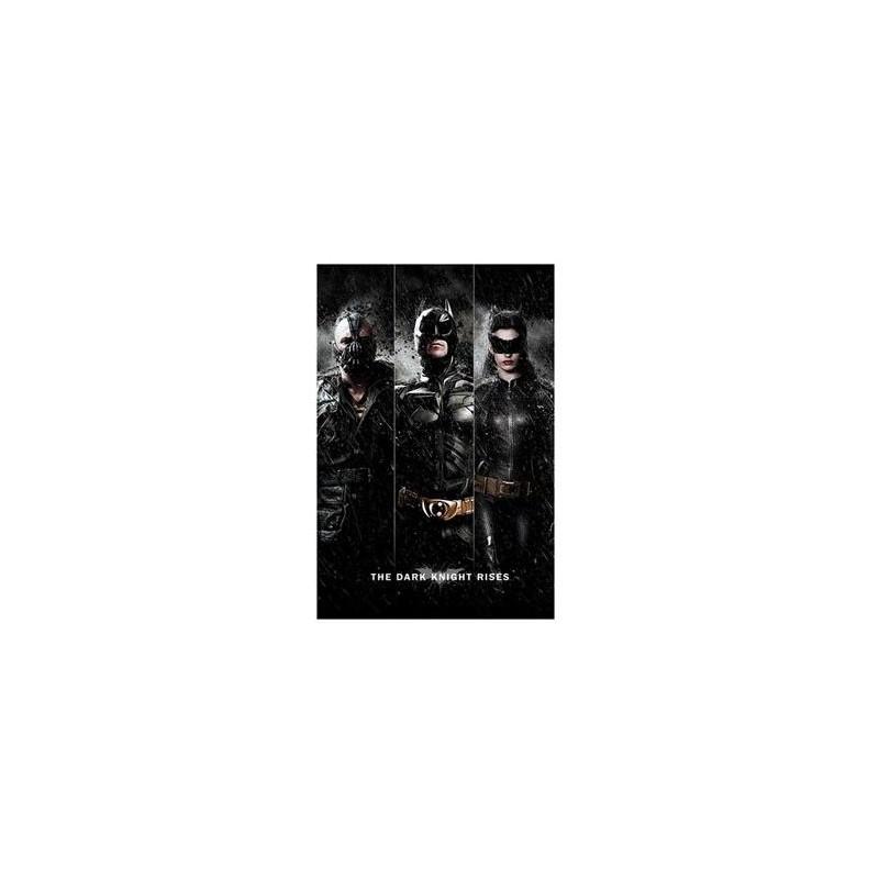 Affiche BATMAN the dark knight rises