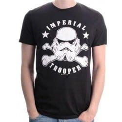 T-shirt STAR WARS STORMTROOPER SKULL HEAD
