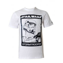 T-shirt STAR WARS STORMTROOPER CARD
