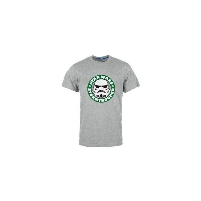 T-shirt THE CLASH - STAR BADGE