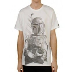 T-shirt STAR WARS dessin