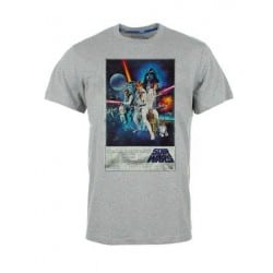 T-shirt STAR WARS affiche