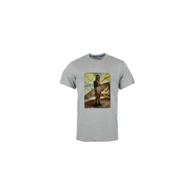 T-shirt Johnny Cash - Winged Guitar