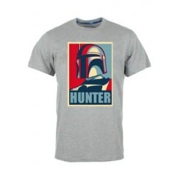 T-shirt STAR WARS Hunter