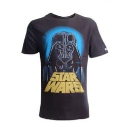 T-shirt STAR WARS DARTH VADER HALO