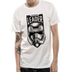 T-shirt STAR WARS VII - Troop Leader