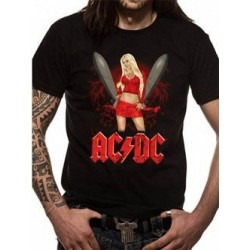 T-shirt  ACDC Missile