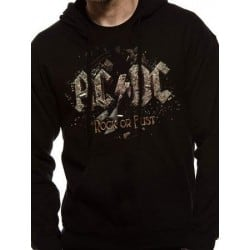 Sweat capuche ACDC ROCK OR BUST