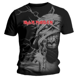 T-shirt Iron Maiden - Giant Mummy Head