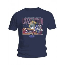 T-shirt Led Zeppelin The song remains the same