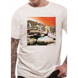 T-shirt Led Zeppelin White Hoth Album