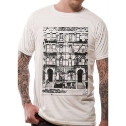 T-shirt Led Zeppelin Physical album