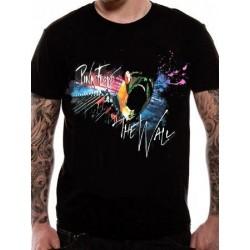 T-shirt PINK FLOYD Marching