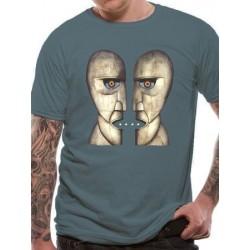 T-shirt PINK FLOYD division bell couleur Indigo