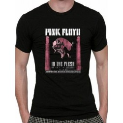 T-shirt PINK FLOYD in the flesh
