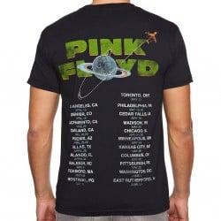 T-shirt femme Pink Floyd - Dark Side Tour