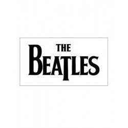 Stickers The Beatles black logo