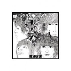 Stickers The Beatles revolver