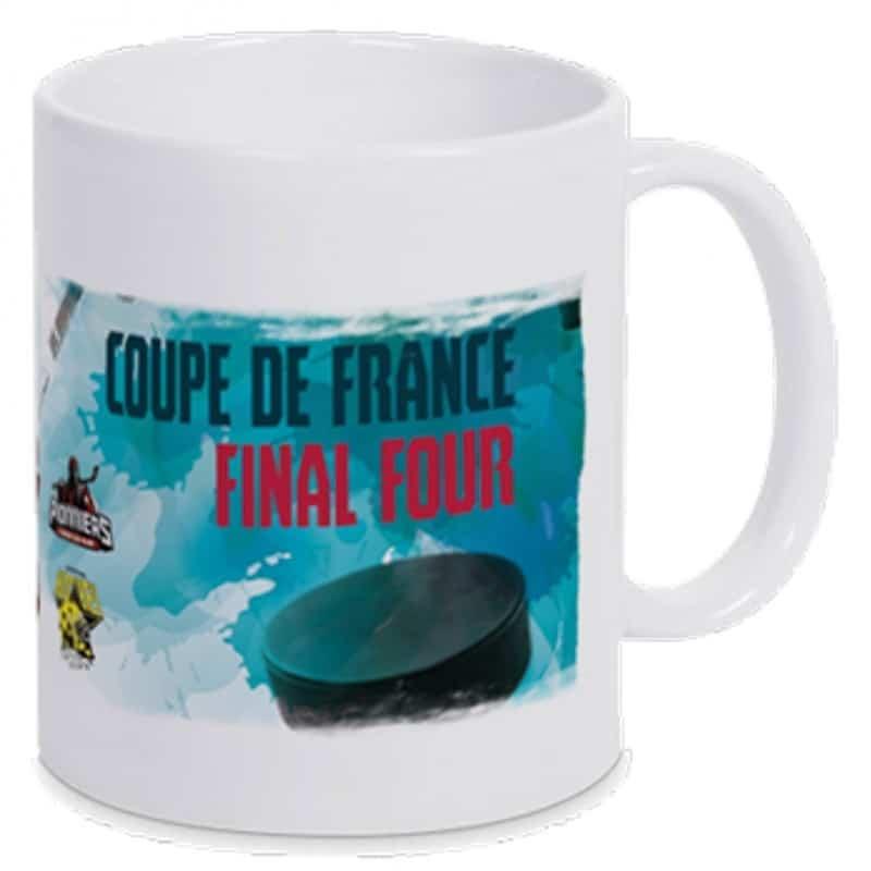 T-shirt Rayé Euro Volley 2019 Bleu
