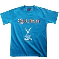 Départ Jr t-shirt Bleu