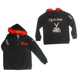 Manchet Jr jacket Noir