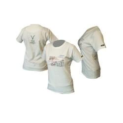 Solaise t-shirt Blanc