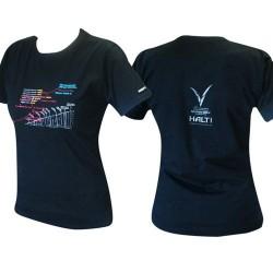 Solaise t-shirt Noir