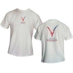 T-shirt Liseran Blanc