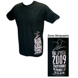 T-shirt Val d'Isère 2009