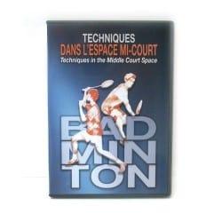 DVD badminton Techniques dans l'espace mi-court