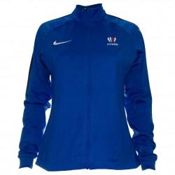 Veste Badminton équipe de France Nike - Femme
