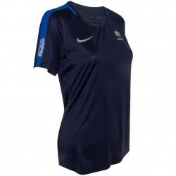 Maillot de Badminton replica équipe de France Nike - Femme