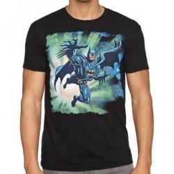T-shirt Batman DISTRESSED JUMP