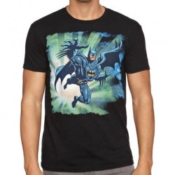 T-shirt Batman DISTRESSED JUMP