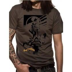 T-shirt Batman CROUCHING