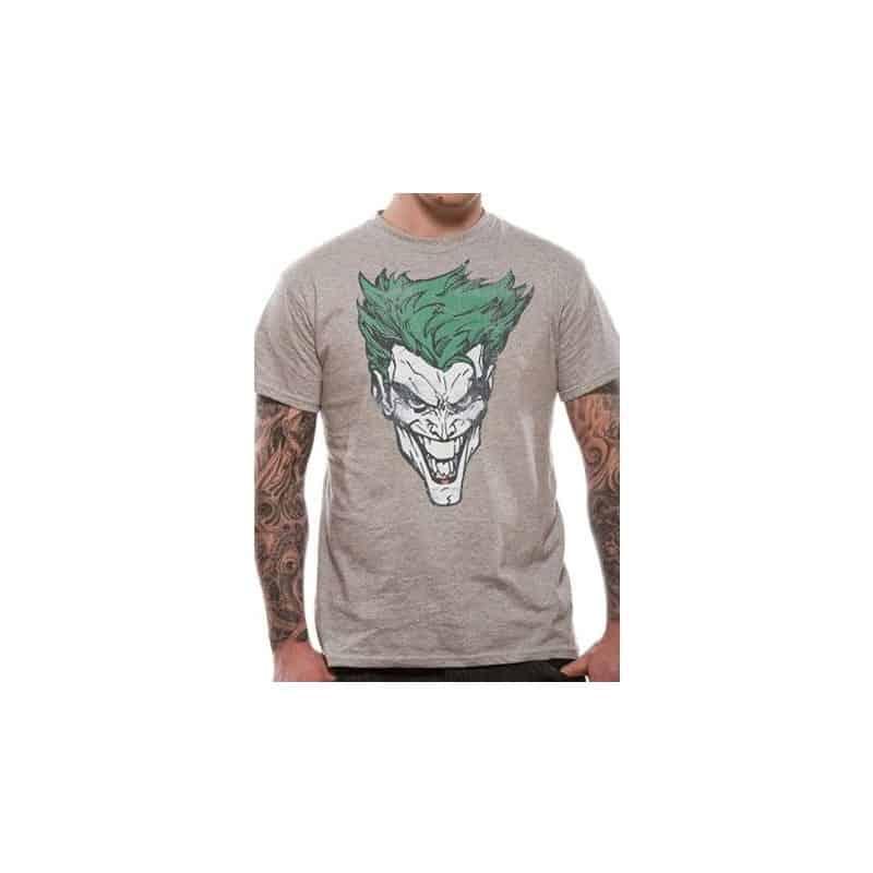 T-shirt Batman Joker Retro face