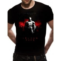 T-shirt BATMAN ARKHAM CITY