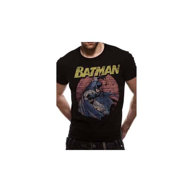 T-shirt BATMAN - WALL SPOTLIGHT