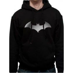 Sweat Batman logo silver