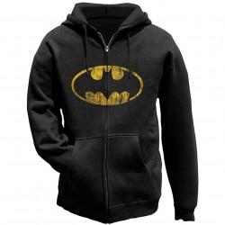 Sweat Batman Distressed Shield