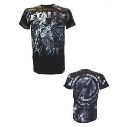 T-shirt Metallica Stoned justice mens