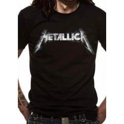 T-shirt Metallica Spiked logo