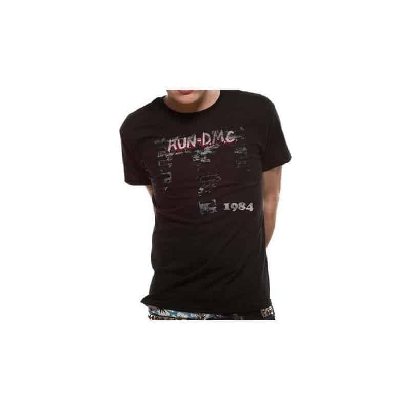 T-shirt RUN DMC - 1984