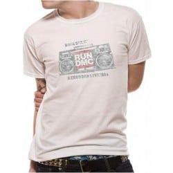 T-shirt RUN DMC - Rock Box