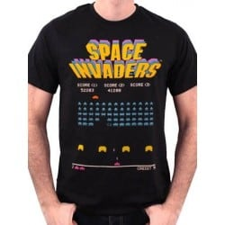 T-shirt Space Invaders ARCADE GAMES