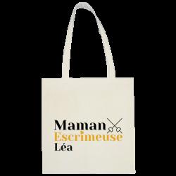 Sac shopping personnalisable Maman - Epée