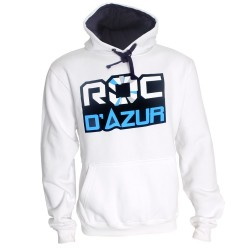 Sweat Roc d'Azur blanc