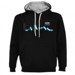 Sweat Diagramme Roc d'Azur