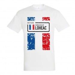 T-shirt supporter Rallycross Loheac