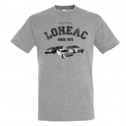 T-shirt vintage Rallycross Loheac